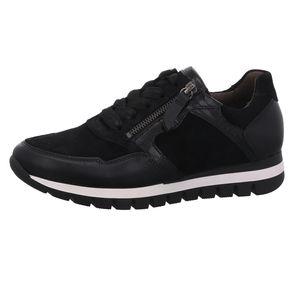 Gabor Sneaker, Größe:8, Farbe:schwarz 0