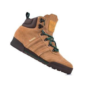 Adidas Skateboarding Herren Winterschuh JAKE BOOT 2.0 , Größe Schuhe:45 1/3, Farben:rawdes/brown/cgreen