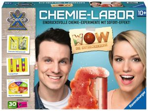 ScienceX WOW Chemie-Labor