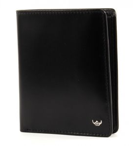 Golden Head Cervino Classic Wallet High Black