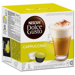 Nescafé Dolce Gusto Cappuccino | 8 Kaffeekapseln
