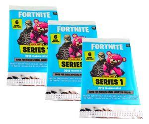 Fortnite Sammelkarten Trading Cards Serie 1 (2019) - 3 Booster (18 Karten)