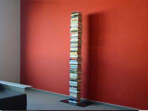 Radius Bücherregal Booksbaum 2 Silber einreihig stehend gross - 735 c