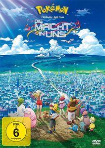 Pokemon Der Film: Die Macht in uns (DVD) Min: 97DD5.1WS