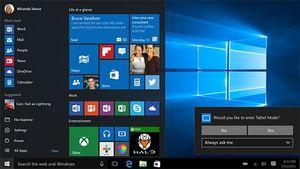 Microsoft Windows 10 Home KW9-00139, OEM, DVD, OEM, 32-Bit/64-Bit, Englisch