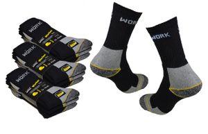 9 Paar Arbeitssocken Socken Herren 43-46