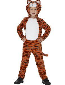 Tiger-Kinderkostüm