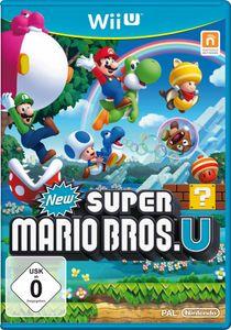 New Super Mario Bros. U - WiiU