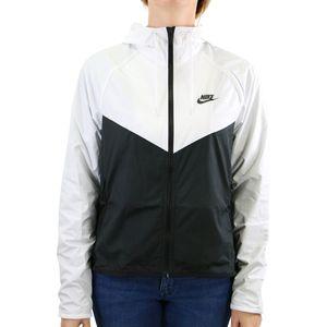 Nike Sportswear Windrunner Jacke Damen Weiß (BV3939 101) Größe: M (40-42)