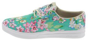 Etnies Jameson Sc W'S Sneaker mehrfarbig floral, Groesse:36.0