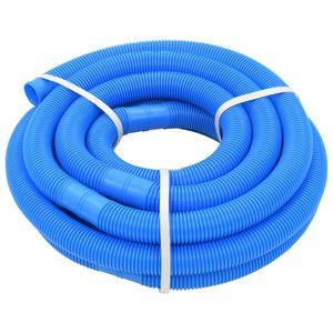Poolschlauch Schwimmbadschlauch Blau 38 mm 9 m