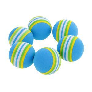 6 Stück Golfbälle, Schwamm Golfball Für Training Praxis