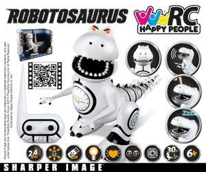 Happy People, Robosaurus