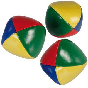 3 Stück Jonglierbälle Jonglieren Jonglage Jonglierball Beanbag Jonglier Bälle