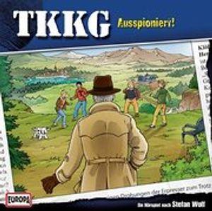 Tkkg-187/Ausspioniert!