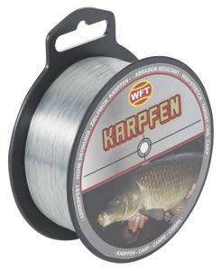 WFT Zielfisch Karpfen 300m 0,35mm 10,4kg grau - Angelschnur