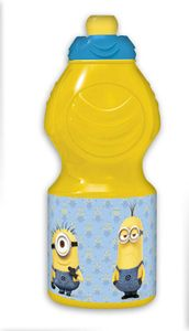 Despicable Me Trinkflasche Minions Stuart, Kevin & Jerry