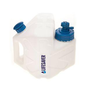 LifeSaver® Cube Wasserfilter - Reise-, Outdoor-, Camping- , Boot-, & Krisenfilter