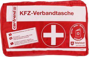 cartrend KFZ-Verbandtasche rot