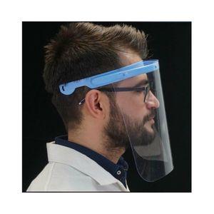 Atemschutzmaske, Gesichtsschutz