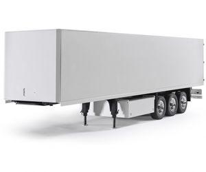 Carson LKW- Truck 1:14 3-Achs Kofferauflieger Version II Anhänger / Auflieger