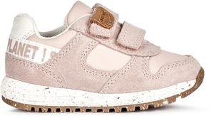 Geox Kinder Sneaker  Lederkombination rosa 27
