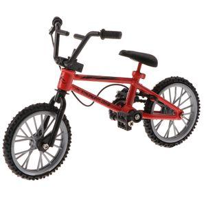 Metall Finger Fahrrad Spielzeug für Kinder Kreative Tech Spielzeug Geschenk