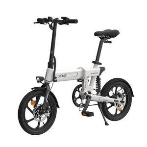 Xiaomi HIMO Z16 Elektrofahrrad Mountainbike E-Bike Klappfahrrad Faltbar 25 km/h 36V 10AH 250W Weiß