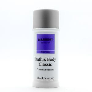 Marbert Bath & Body Classic Anti-Perspirant Cream Deodorant 50ml