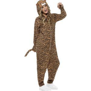 Unisex Kostüm Tiger Raubkatze Tigerkostüm Karneval Fasching Gr.M