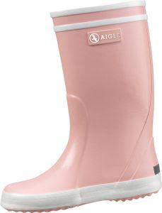 Aigle Lolly-Pop Stiefel rosa/weiß Gr. 30