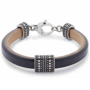 LEONARDO: Armbänder/Armband, Herren Männer Schmuck NVIB_SLEO_178