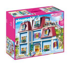 PLAYMOBIL Dollhouse Spielhaus Puppenhaus 70205, Mein großes Puppenhaus - 4 Jahr(e)