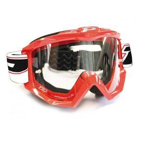 ProGrip Crossbrille Race Line rot 3201 - Motocross Brille