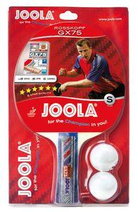 JOOLA Rosskopf GX 75, Tischtennis-Schläger, konkav