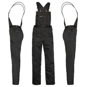 Arbeitskleidung ART.MaSter GRAND MASTER schwarz Latzhose 54