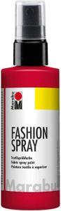 "Marabu Textilsprühfarbe ""Fashion Spray"" rot 100 ml"