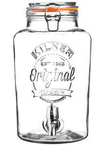 Kilner 5-Liter- Getränkespender