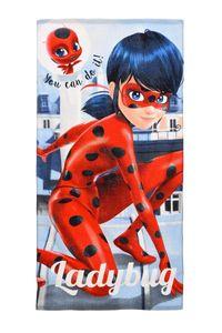 Miraculous Ladybug Badetuch/Strandtuch  70x140cm
