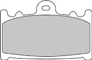FERODO 581-574 Ferodo Racing-Bremsbelag FDB 574 CP 1 Nicht zur Verwendung im Str