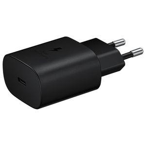 Samsung Fast Charging Adapter USB-C - 25W - Schwarz
