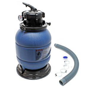 Filterkessel Kessel Sandfilter Swimming Pool Aufstellpool Filter Pumpe