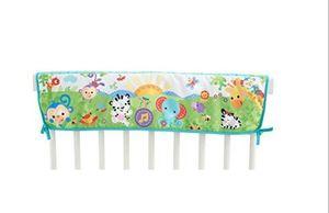 Fisher Price CHG19 Lichtspiel Rainforest fürs Baby-Bettchen mehrfarbig