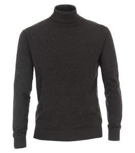Redmond - Herren Rollkragen Pullover (501), Größe:S, Farbe:Anthrazit (79)