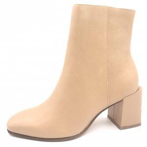 TAMARIS Damen-Schlupfstiefelette Beige, Farbe:beige/schlamm, EU Größe:41