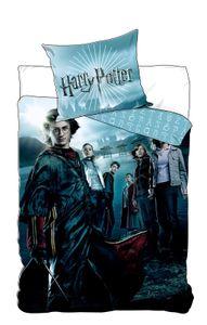Harry Potter und der Feuerkelch - Kinder-Bettwäsche-Set, 135x200 & 80x80 cm