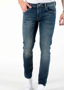 M.O.D Herren Straight Leg Jeans Hose Ricardo Regular Fit AU20-1002 Caledon Blue Jogg W30/L30