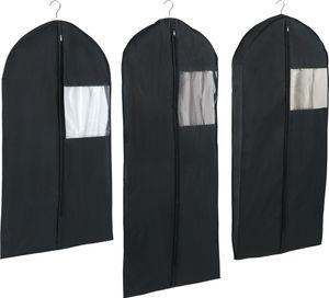Kleidersack Anzug Schutzhülle Kleider-Hülle Deep Black