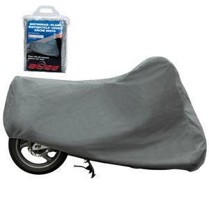 Büse Motorrad Abdeckplane Indoor - Grau, Größe:XXL