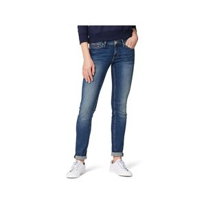 Tommy Hilfiger Faded Low Rise Skinny Fit Sophie Royal Blue Stretch 25